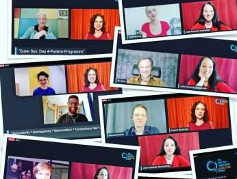 25 Speaker zu Sexpositivität aus Wissenschaft, Szenen, Therapie und Kunst