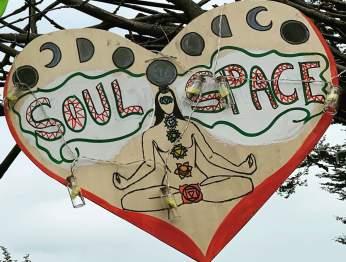 Der Soulspace am Sexolution Festival 2019