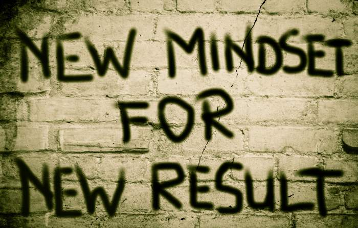 new mindset for new result